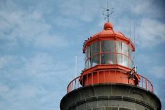 phare de Granville - Manche - Normandie (cakko93) Tags: france granville lumière bleu ciel normandie nuage phare détail