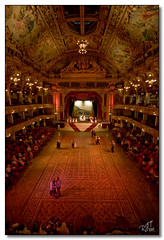 Blackpool Tower Ballroom (rjt208) Tags: uk greatbritain england music tower canon eos dance dancing notes phil britain decorative social swing lancashire explore tango entertainment organ ballroom leisure pedals mighty blackpool sounds pleasure wurlitzer organist rhumba magestic kelsall 400d rjt rjt208