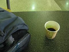 Pre-Departure Espresso, Vancouver, British Columbia