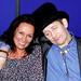 Tricia Ronane Simenon & Shane MacGowan @ Electric Picnic 2008