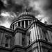 St Pauls Cathedral (Black & White Version) by TheManWhoWasn'tThere