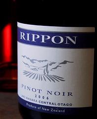 Rippon Pinot Noir