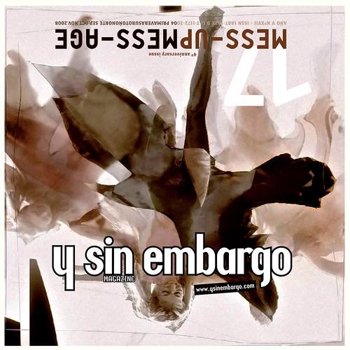 Y SIN EMBARGO magazine #17,