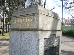 Brunton Avenue Drinking Fountain