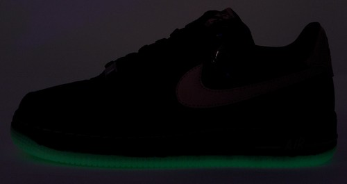 Nike Air Force 1 LE Halloween 08 Glow