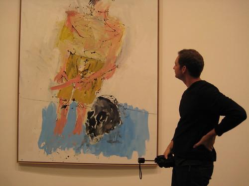 George Baselitz at Gagosian