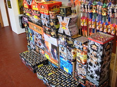Giant Bonfire Featuring Superb DIsplay Rockets (EpicFireworks) Tags: fireworks guyfawkes firework burst pyro marvel sparks 13g epic barrage pyrotechnics ignition