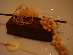 Chocolate Sweet Potato