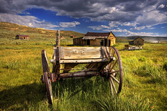 decay (Wolfgang Staudt) Tags: california old trip travel blue summer sky usa southwest west color green art beautiful car clouds america wonderful spring amazing nikon soft heaven angle sandra nikond70 rusty sigma roadtrip 2006 sierra journey ghosttown thunderstorm gras bodie sierranevada hdr goldrush orton lonelyness blueribbonwinner monocounty travelphotographie geisterstadt bodiestatepark abigfave wolfgangstaudt 66111 colourartaward grouptripod artisticsouls