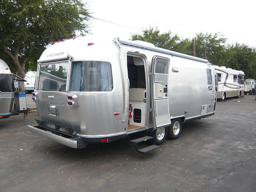 our airstream