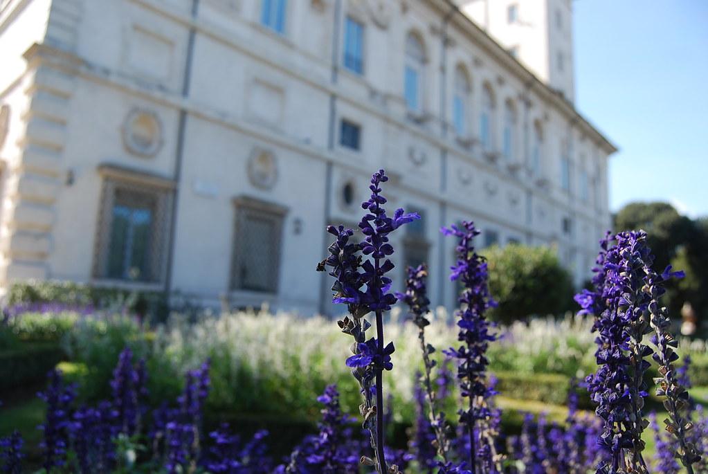 Jardines del Museo e Galleria Borghese