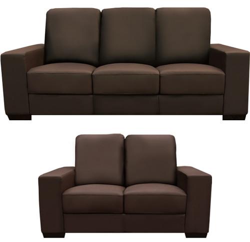cottage furniture sofa Rimini brown sofa Cheap