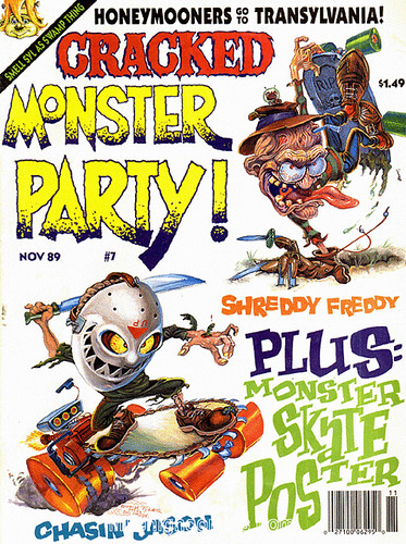 Monster Party 7