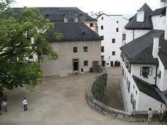 The Hohensalzburg Fortress