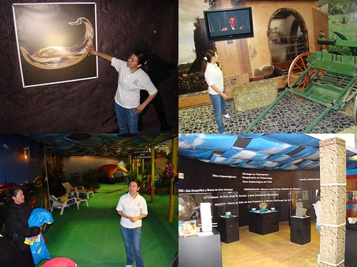 Hidalgo en la Piel presentando sus corredores turisticos