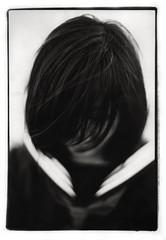 dull flame of desire (TommyOshima) Tags: monochrome exhibition prints kk kinako kentmere fibrepaper papaiya tanatosapocrypha   kinakokocteau barytha