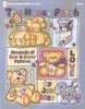Urso (Lucia Helena Cesar) Tags: bear bunny crianças coelhos desenhos ursos riscos moldes aplicação apliqué patchcolagem