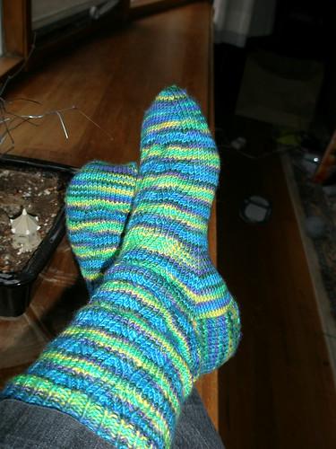 socks that mock