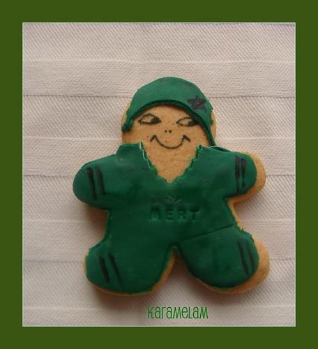 solider cookies