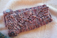 Frosty Morning Fingerless gloves