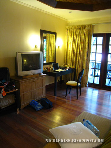 my room in sheraton krabi