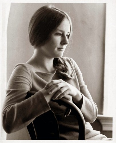 Alice Waters circa 1967