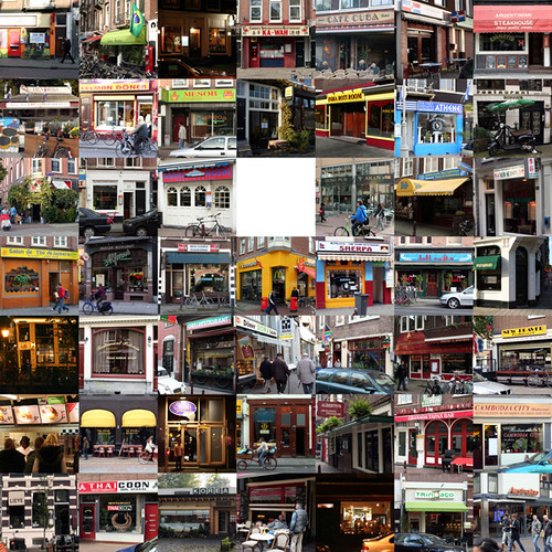 50 Restaurants Collage