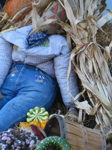 Smiley Scarecrow