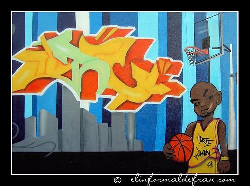 Graffitis e