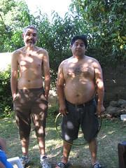 El 10 (seniorita_ganjah) Tags: familia gente hombre gordo flaco laurelhardy diez eldiego elgordoyelflaco