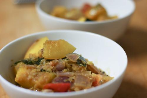 Satya's Sambar Step 22. Eat