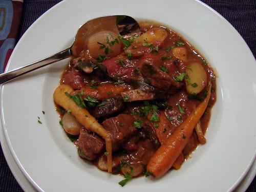 Dinner:  November 22, 2008