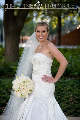 Brooke's Bridal Portraits - Houston, Texas