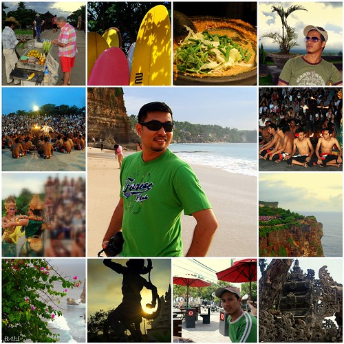 Rush at Bali