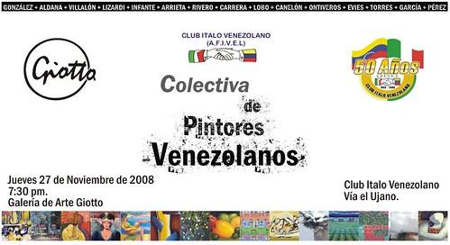 Colectiva de Pintores Venezolanos