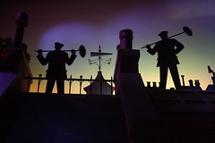 Mary Poppins Chimney Sweep Silhouette Images bert disney marypoppins