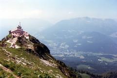 1994-062419 (bubbahop) Tags: mountains alps germany bavaria berchtesgaden war nest wwii worldwarii kehlsteinhaus 1994 eagles worldwar2 europetrip3
