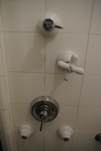 Shower knobs