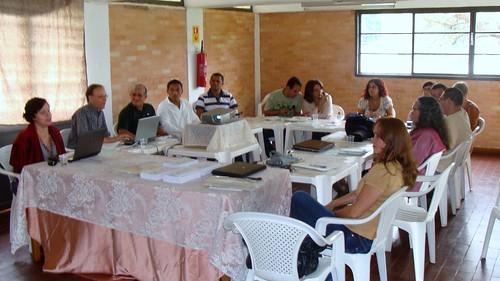participantes da oficina