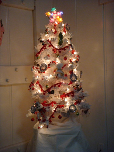 My Christmas tree so far