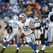 NFL Detroit Lions Vs. Carolina Panthers Quarterback Mike McMahon