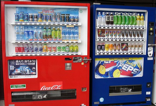Soft Drink Industry Market Share