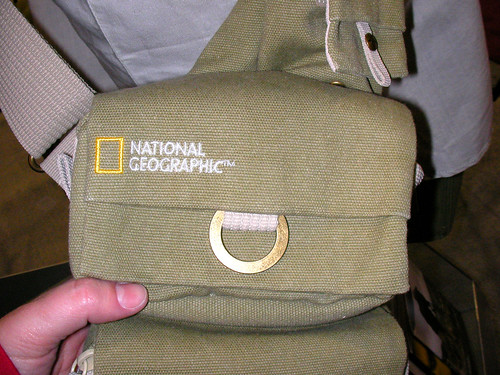 National Geographic Sling Bag by LauraMoncur from Flickr