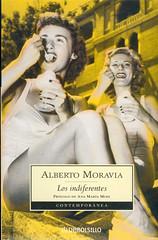 Alberto Moravia, Los indiferentes