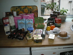 Involuntary Car Free Weekend: Part 4 - Grocery Shopping