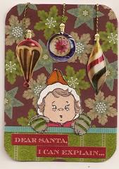 15 Dear Santa