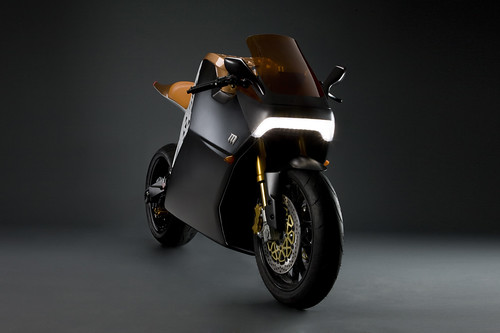 Mission One EV sport bike ....
