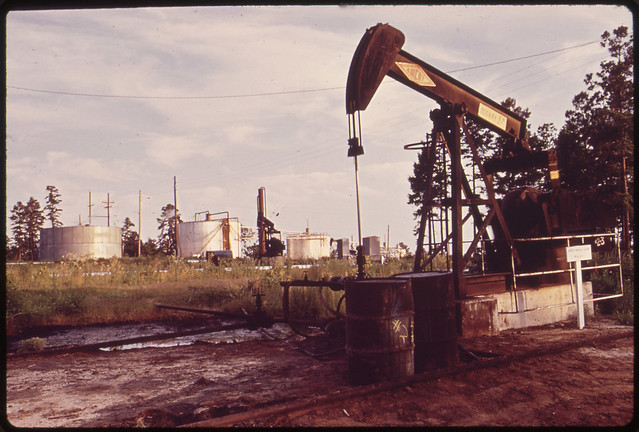 Kimball Oil Field, 06/1972