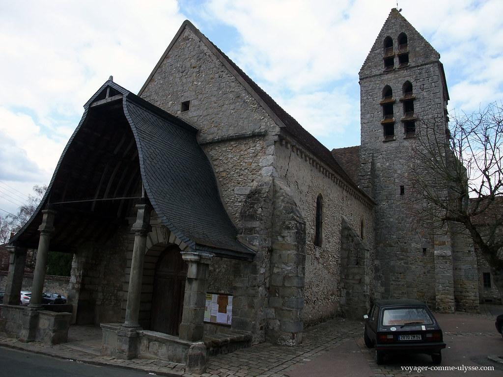 Eglise Saint Pierre d'Avon