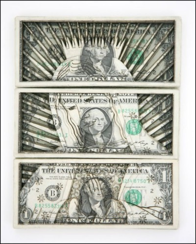 Scott Campbell Cash ARt